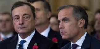 Banche Centrali tornano in azione