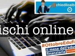 #chiediloaibancari i rischi online