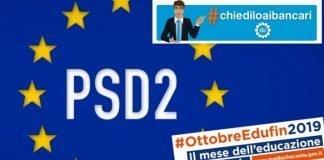 COS' È LA PSD2