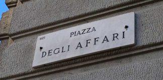 Piazza Affari Fusione UBI Bper MPS