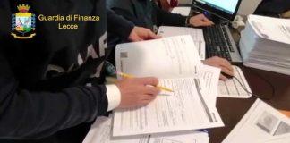 Guardia di Finanza - Operazione Camaleonte